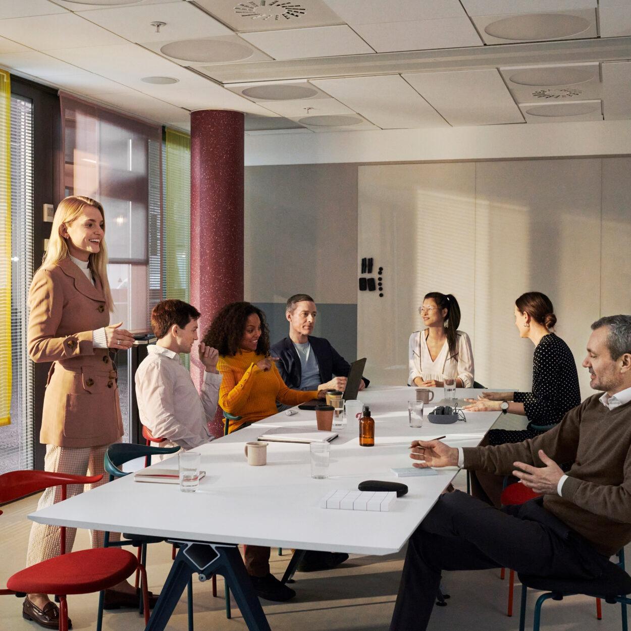 HUB3 mødelokale Lab